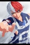 My Hero Academy - Todoroki Shoto