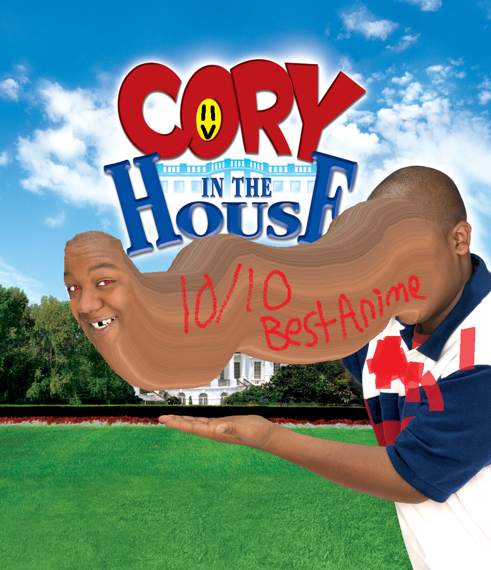 Cory In The House Is Best Anime By Teenfrog D90nlk By KquarGaming