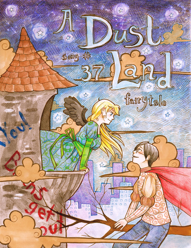 A Dustland Fairytale by Sun-kiss