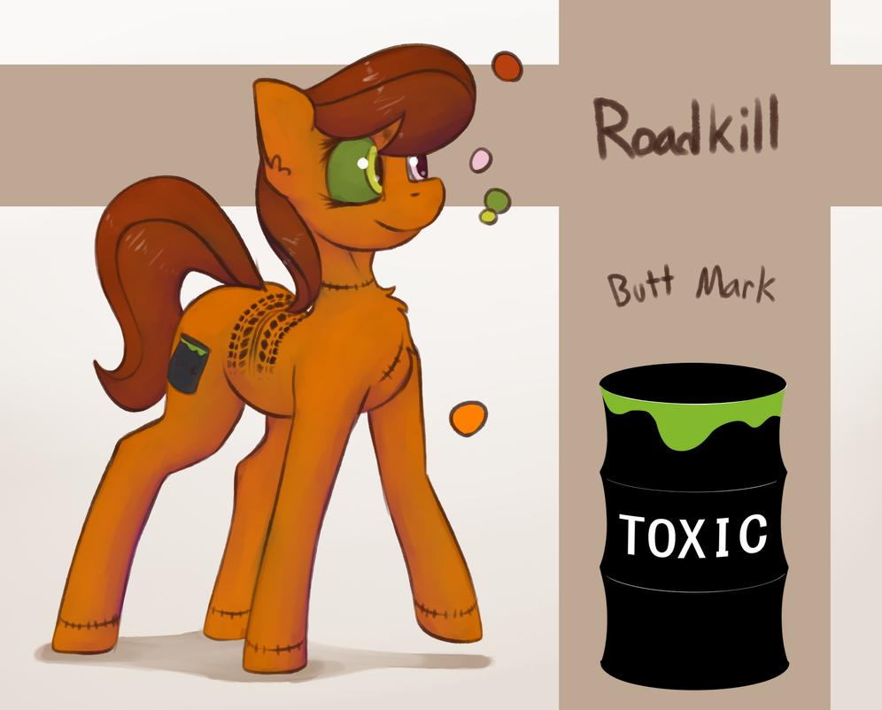 Roadkill Reference by MarsMiner