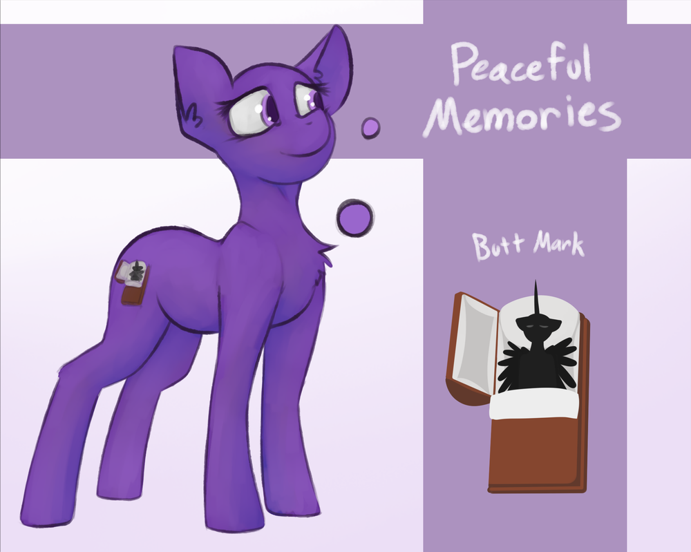 Peaceful Memories Ref by MarsMiner
