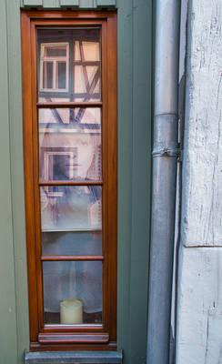 Fenster mit dreifachspiegelung
