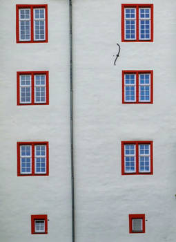 Fassade vom Idsteiner Schloss