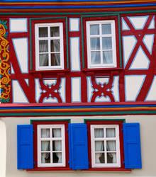 Fassade in Idstein Restaurant -Zur Peif-