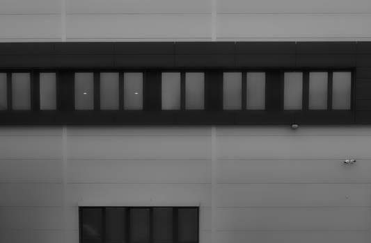 Industrie Fassade