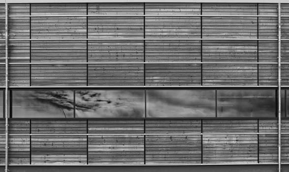 Holz Fassade