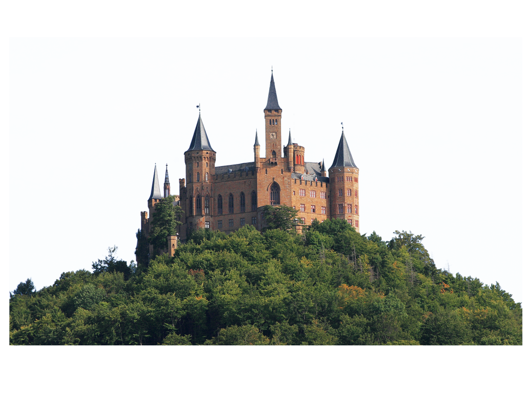 Masked castle PNG (from harry poter movie)