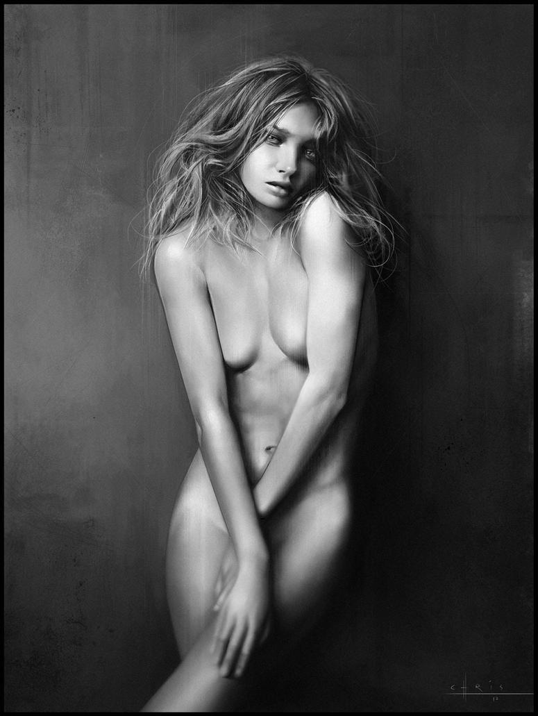 Erotic paintings of andrzej malinowski - 4 1