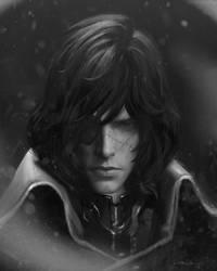 Harlock Portrait