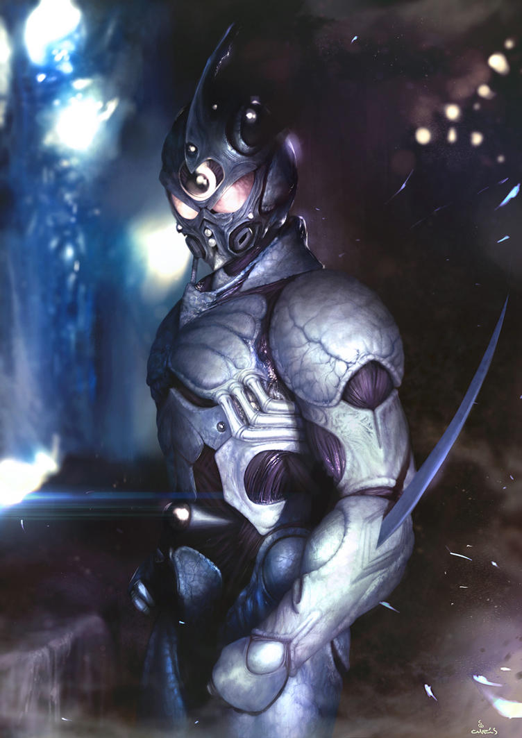 Guyver++ by chris-anyma