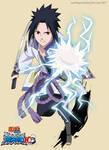 Ryujinki: Sasuke Uchiha