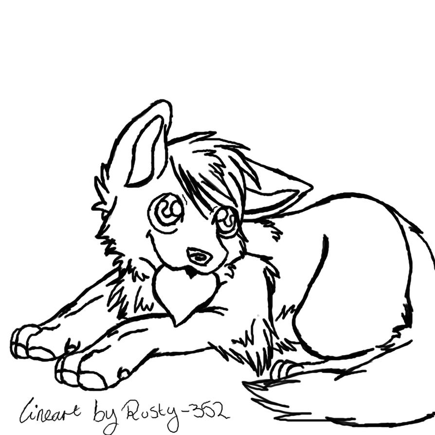 anime winged wolves coloring pages anime downlload coloring pages