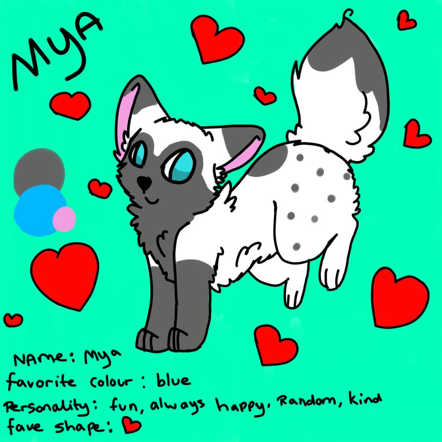 mya_reference sheet by P0CKYY