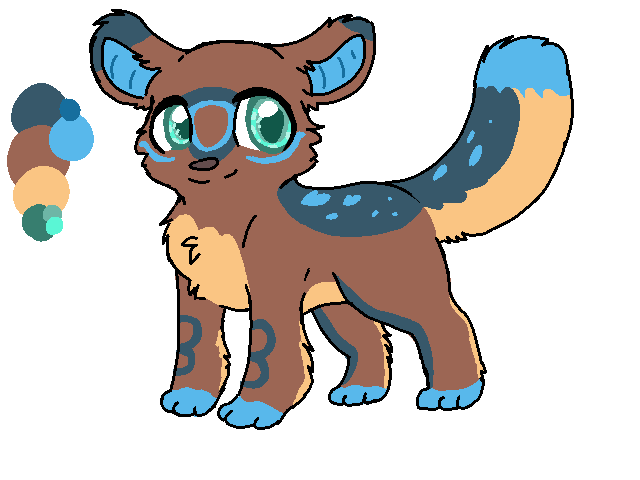 another free adoptt :3 TAKEN by P0CKYY