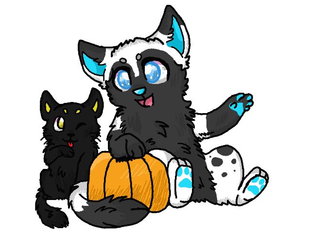 halloween fun :3 by P0CKYY
