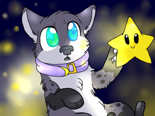 Night Stars by P0CKYY