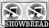Showbread Stamp by AnimeElf7
