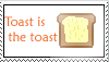 Toast Stamp by AnimeElf7