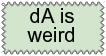 dA Stamp by AnimeElf7