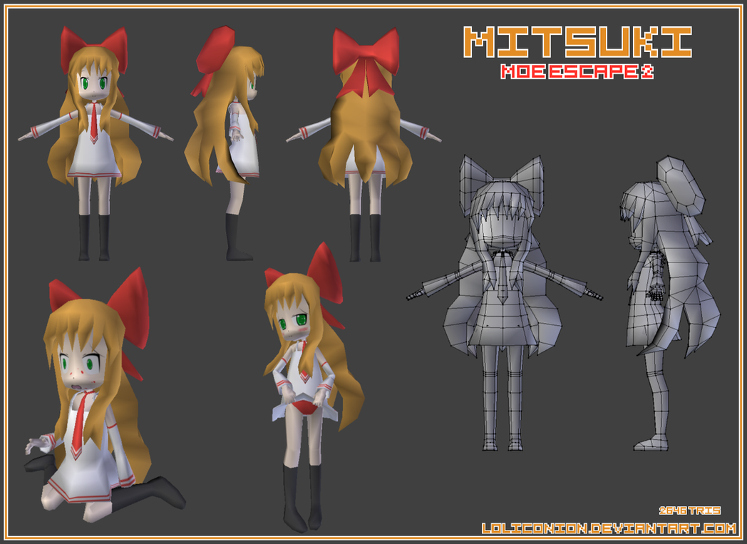 3D  Lolicon young Mitsuki Spec Sheet by LolicOnion