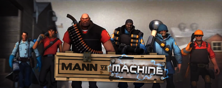 tf2 mann vs machine song