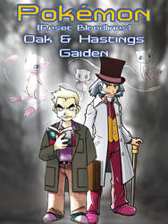 PRB - Oak and Hastings Gaiden cover art by Songbreeze741