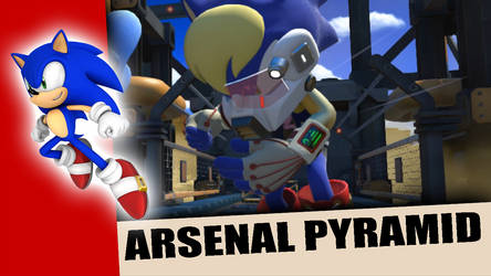 Sonic Forces - Arsenal Pyramid thumbnail by Songbreeze741