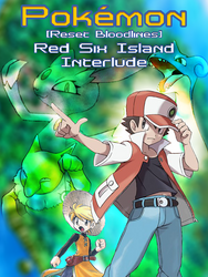 [PRB] Red Six Island Interlude Cover Art by Songbreeze741