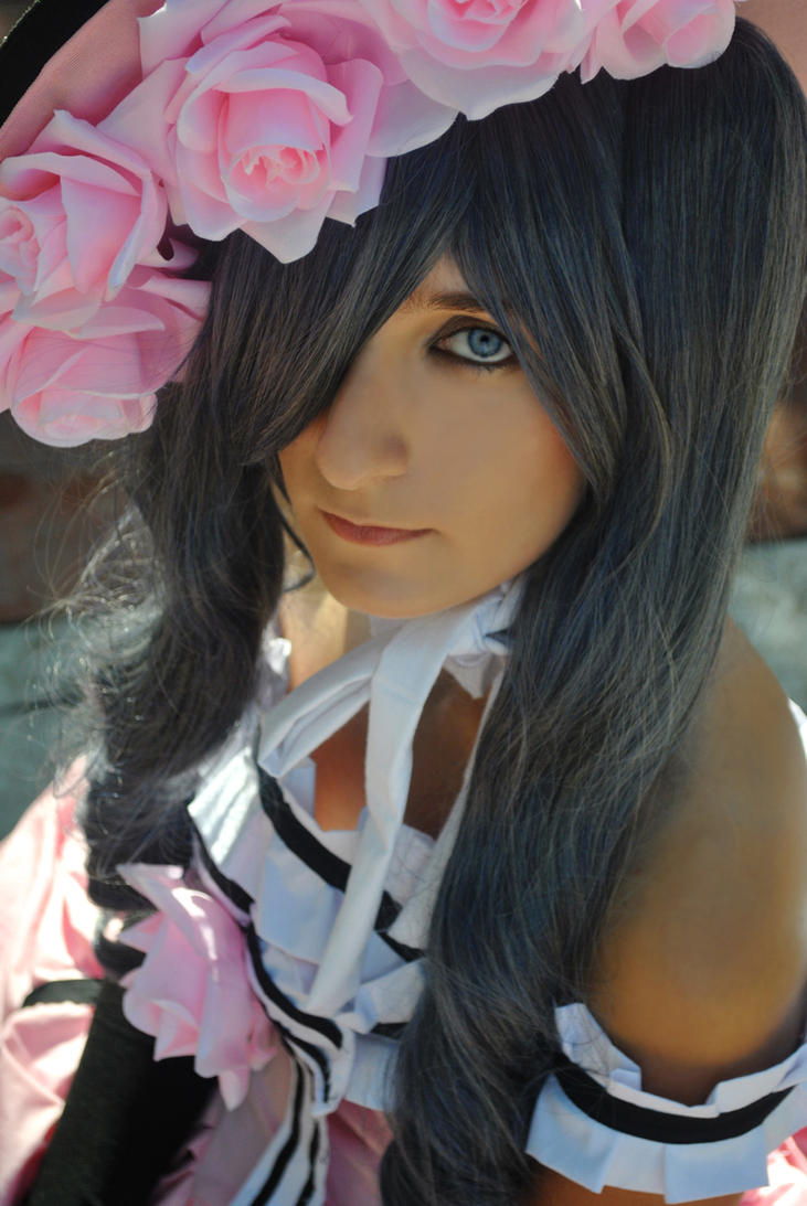 Lady Ciel - Behind blue eyes by ALIS-KAI