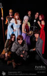 A Song of Ice and Fire Cosplay