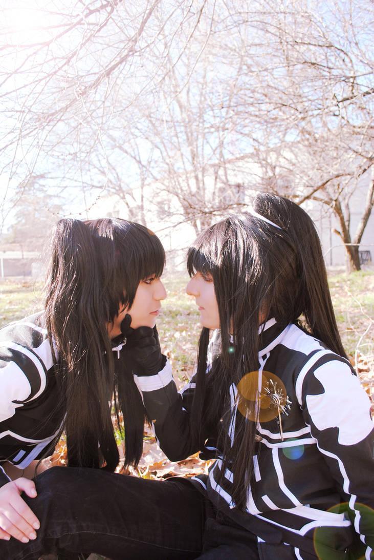 Kanda x Lenalee - Kiss me