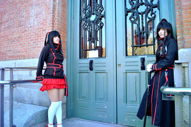 The Black Order - Lenalee and Kanda