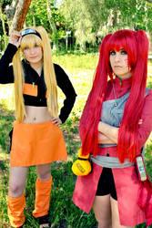 Naruko and Gaara SNJ - That is my ninja way