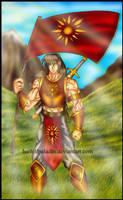 Macedonian by halfelfpaladin