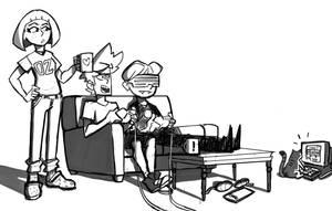 Dumb Sketch: The Stanford Webcomics Experiment