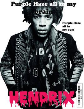 Hendrix by Evlisking