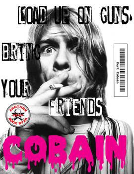 Kurt Cobain by Evlisking