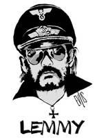 Lemmy6 by Evlisking