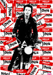 Hello my name is sid vicious by Evlisking