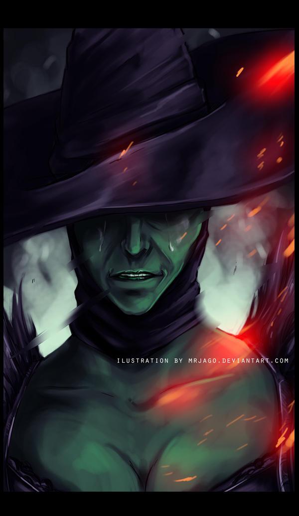 Oz: Betrayed by MrJago