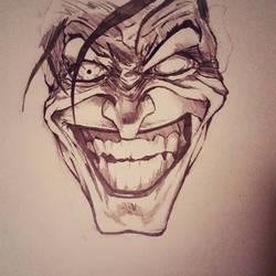 Joker sketch