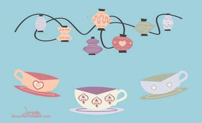 Mad Tea Cups!