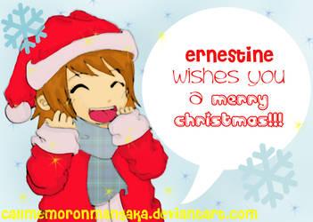 Merry Merry XMas by callmemoronmangaka