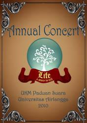 PSUA annual concert cover by callmemoronmangaka