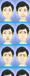 Emotion Cards by callmemoronmangaka