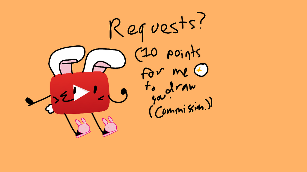 Requests open! by YTLogo-YT