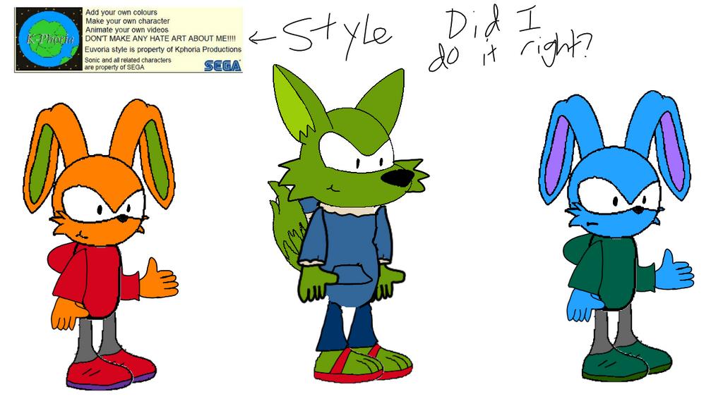 Ok so i tried the kphoria style char builders... by YTLogo-YT