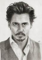- Johnny Depp - by Kasandra-L