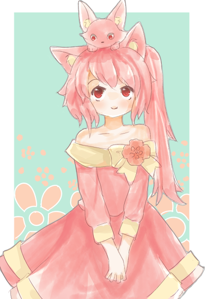 OC: Eliana by iekika-bp