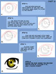 How to draw Naruto eyes pt2